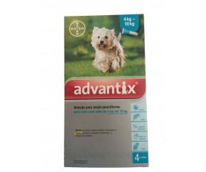 Bayer Advantix For Dog 4 Kg